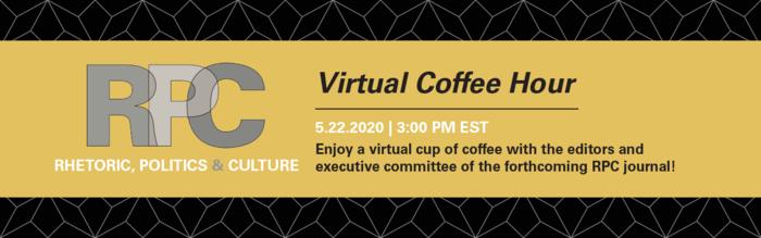 MSU Virtual Coffee Hour Banner